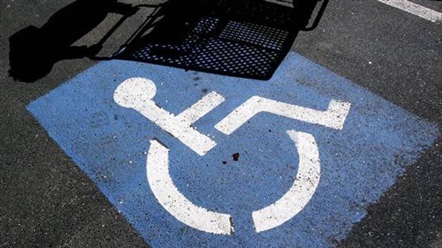 Handicap Parking Violators Caught Breaking Law In Oklahoma