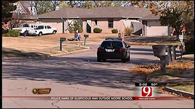 Moore Students' Encounter With Van Leads To 'Stranger Danger' Alert