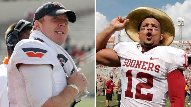 Twenty-Six Sooners And Cowboys Named Academic All-Big 12