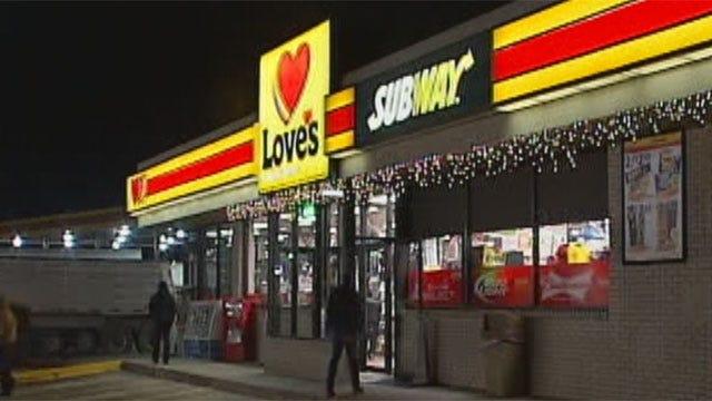 Woman Robbed At Gunpoint At OKC Convenience Store
