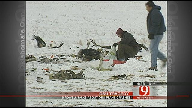 Cowboys Relive Tragic 2001 Plane Crash