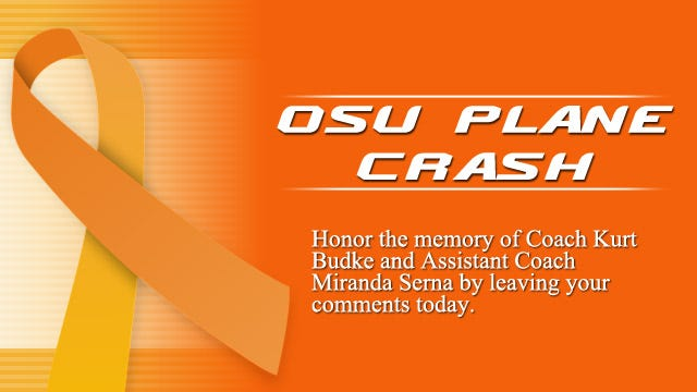 OSU Plane Crash: Share Your Condolences