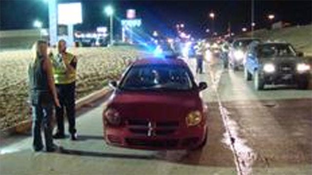 Deputies To Conduct DUI Checkpoints In Oklahoma County