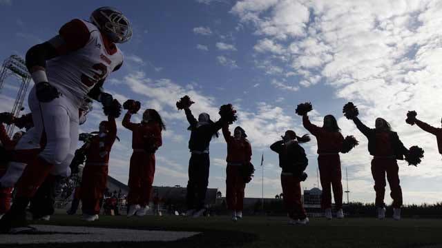 High School Football Pairings-Round 3