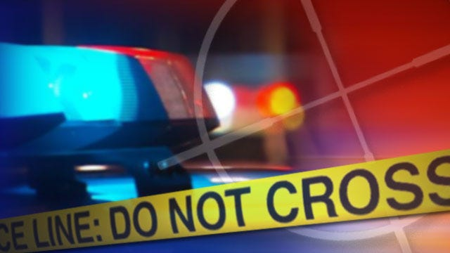 Police Investigate Shooting In Cushing