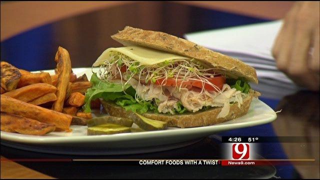 Mama's Gobbler Sandwich