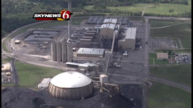 Small Oklahoma Town Files Suit Against Global Energy Giant