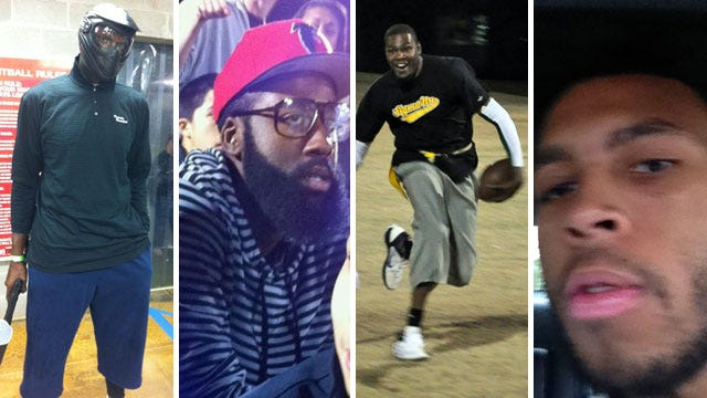 Thunder Players Creatively Passing Time During Lockout