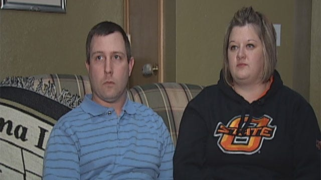 Harrah Family, Police Officer Fight To Help Sick Boy