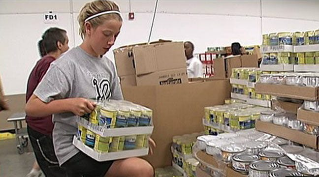 Help Feed Oklahoma's Hungry With The Regional Food Bank