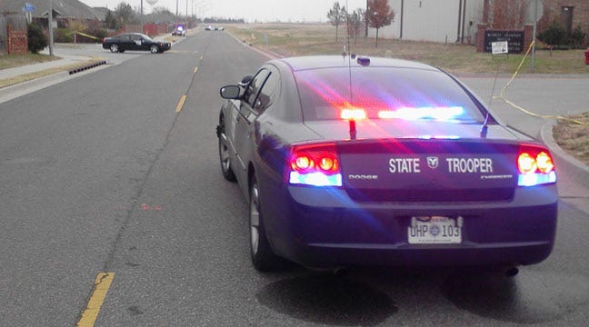 OHP Trooper Shoots, Kills Suspect In Moore Chase