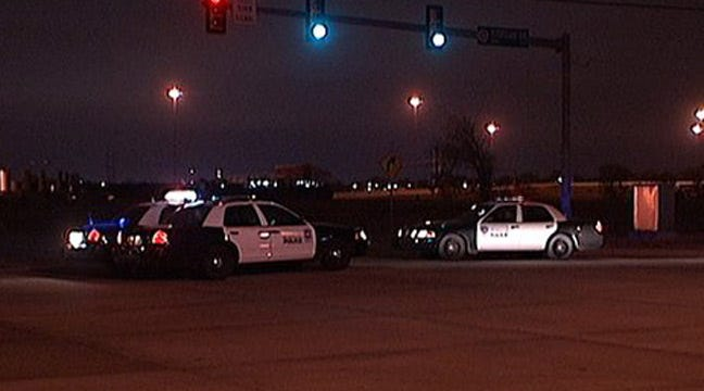 OKC Police Chase Ends In Deadly Wreck