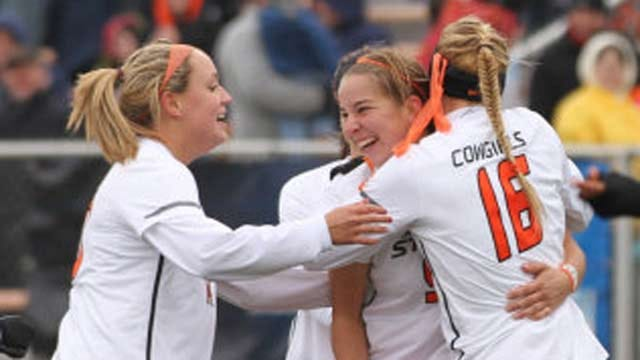 Cowgirl Soccer Headed To Elite Eight