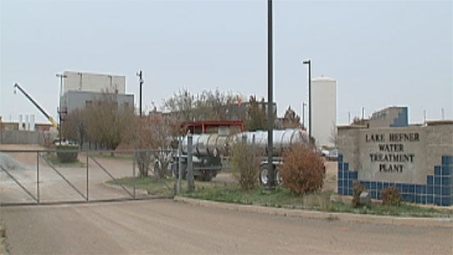 Hackers' Attack On Illinois Water Plant Raises Concerns In OKC