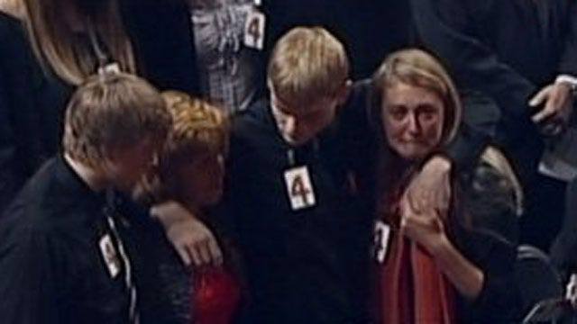 Thousands Attend Memorial Service For Victims Of OSU Plane Crash