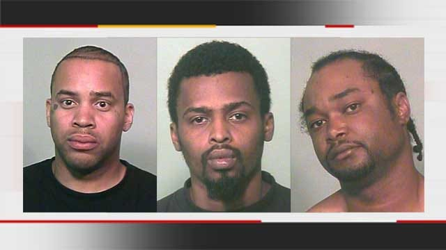 Three Charged In OKC Triple Shooting