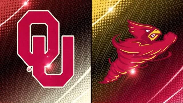 Vitals: Oklahoma vs. Iowa State