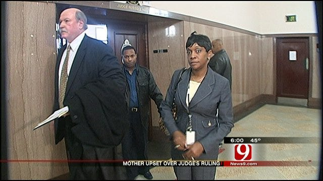Del City Mother: Judge Accused Of Fraud Shouldn't Rule On Guardianship