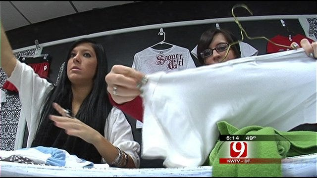 Metro High School's Unique Program Encourages Students to Donate, Share