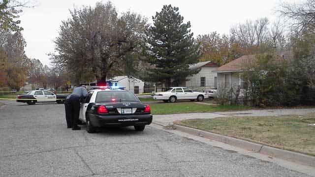 One Person Shot Inside Southwest OKC Home