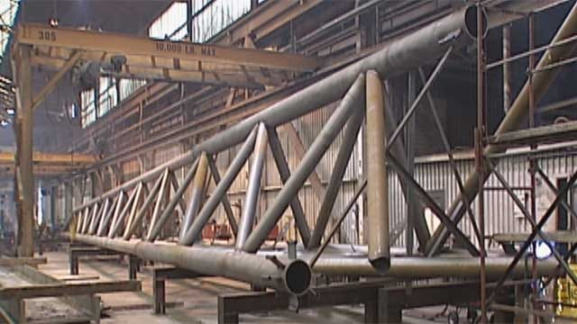 Skydance Bridge Over I-40 In OKC To Be Complete In Spring