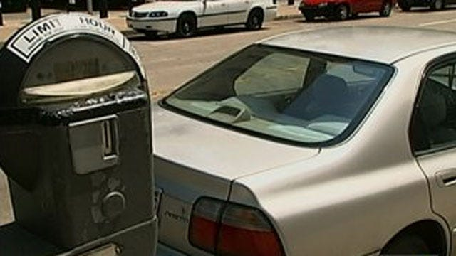 Traffic Fines Won't Increase In Oklahoma City