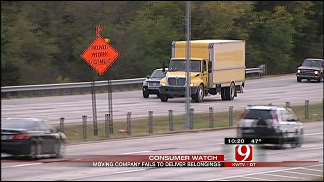 Consumer Watch: Movers Never Deliver Metro Mom's Belongings