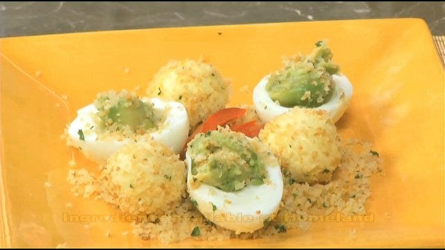 New Style Deviled Eggs