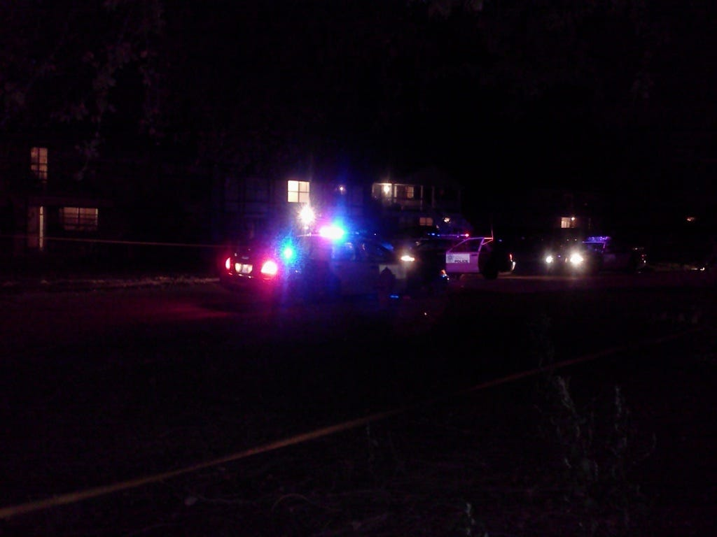 Police Investigate OKC Shooting