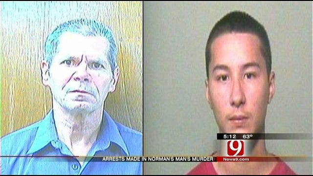 Two Arrested In Norman Murder Have Lengthy Records