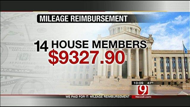 We Paid For It: Mileage Reimbursements For Metro Legislators