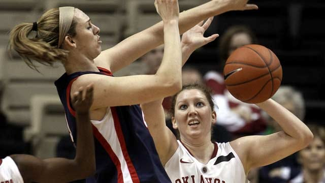 Sooners Stomp Liberty To Advance To Championship