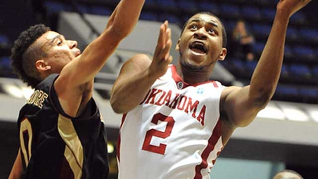 Sooners Hold Off Late Rally To Top Santa Clara
