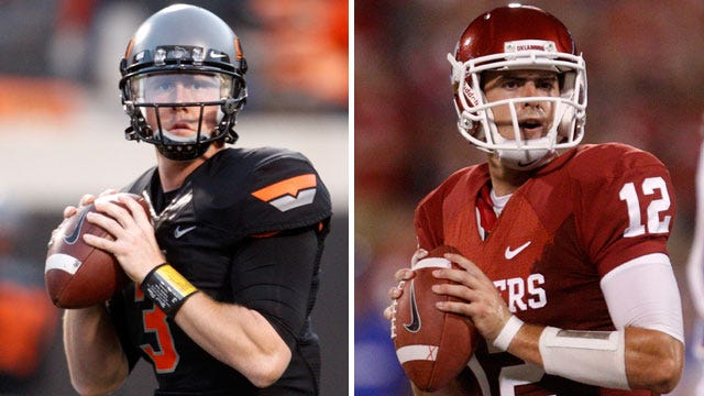BCS Rankings: OSU Moves Up One, OU Moves Down One