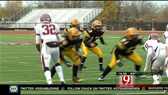 Lawton Mac Dominates Ardmore To Advance To Finals