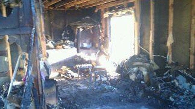 Norman Family Loses Everything After Fire Destroys Home