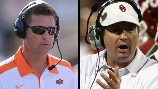 Coaches Begin Bedlam Week With Look At Offensive Strengths