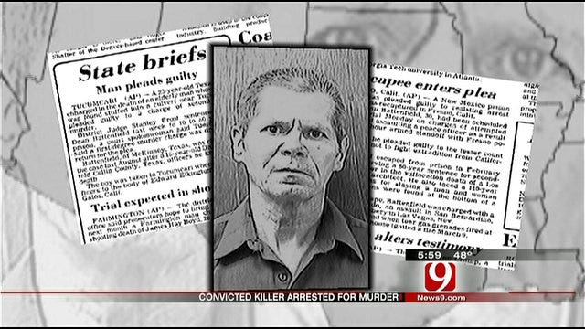 Law Questioned After Convicted Killer Arrested In Norman Murder