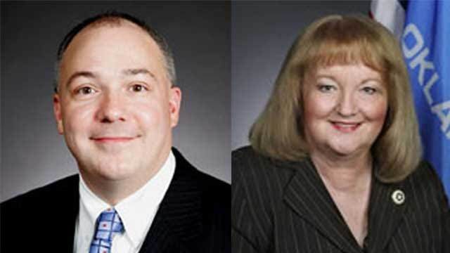 Oklahoma County Prosecutors Appeal Conspiracy Ruling