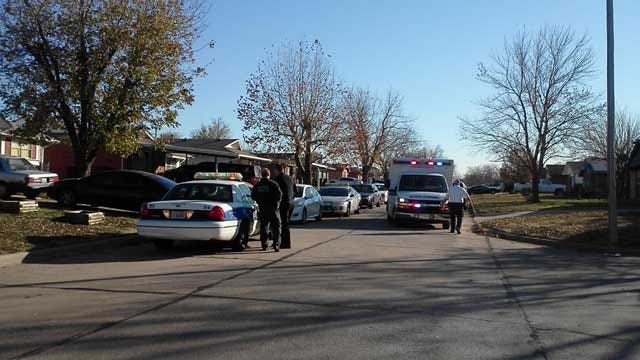 Shooting In Del City Injures One Man
