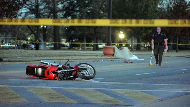 Man Dies In Motorcycle Collision On OSU Stillwater Campus