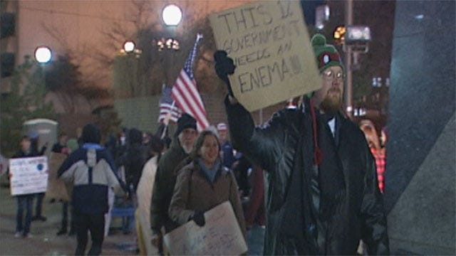 Occupy OKC Protesters Head To Court To Fight City's New Deadline