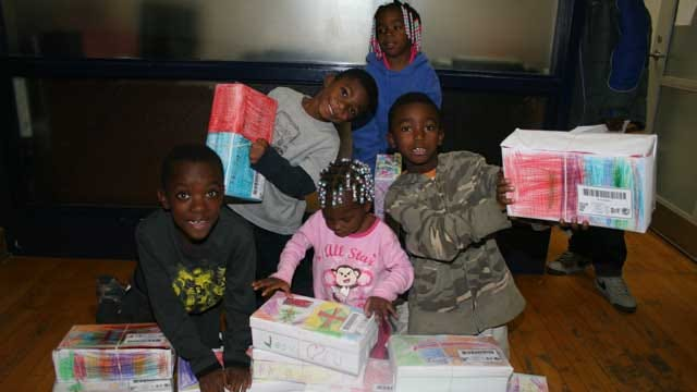 Oklahoma Children In Need Give Back This Christmas