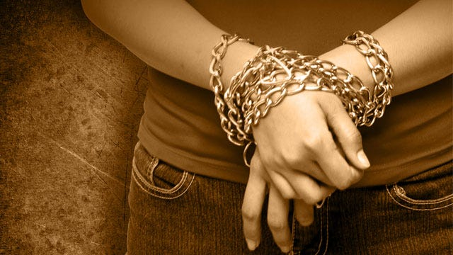 An Inside Look Into The Shocking World Of Human Trafficking