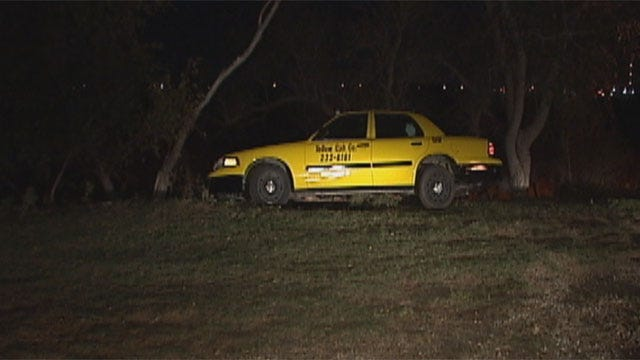Cab Driver Stabbed In Warr Acres