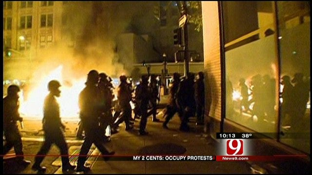 My 2 Cents: Patience Wearing Thin With 'Occupy' Movement