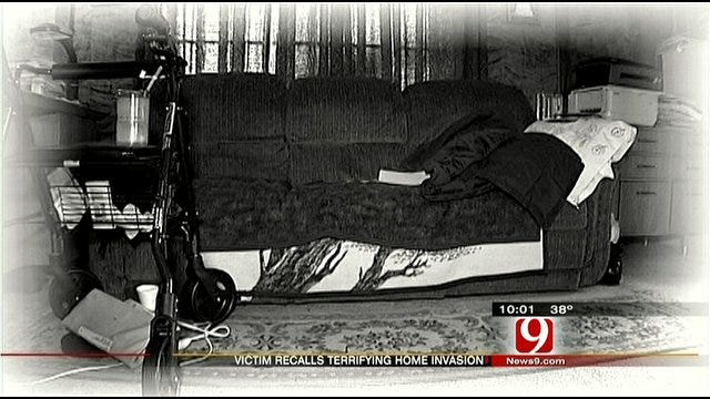 Oklahoma City Home Invaders Target 80-Year-Old Man