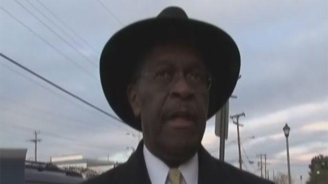 Oklahoma Political Pollster Backs Herman Cain Accuser