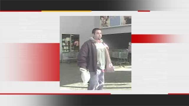 Suspect Caught Using Stolen Credit Card In OKC