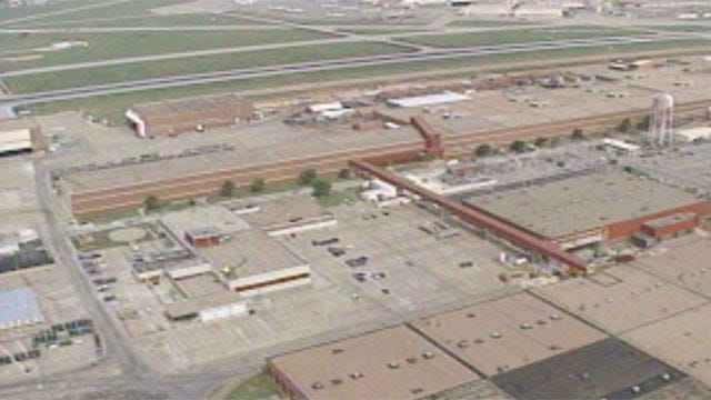 Tinker Air Force Base Cuts 200 Jobs